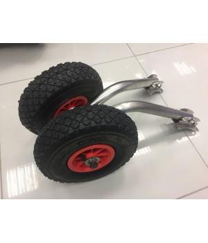 Транцевые колёса Стандартные откидные