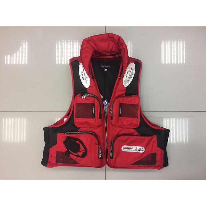Жилет спасательный Aqua Sport Red