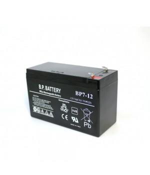 Аккумулятор герметизированный 7Ач-12В