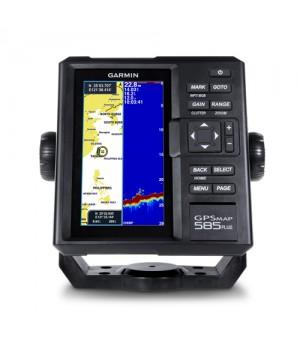 Эхолот-картплоттер Garmin GPSMAP 585 Plus с трансдьюсером GT20