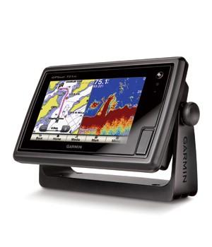 Эхолот-картплоттер Garmin GPSMAP 721XS
