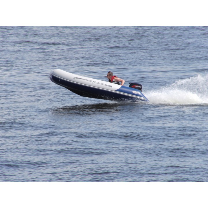 Надувная лодка ПВХ Badger (Баджер) Heavy Duty 470 AL