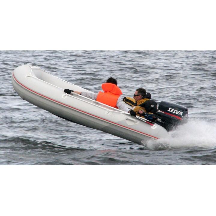 Лодка баджер 370 спорт лайн
