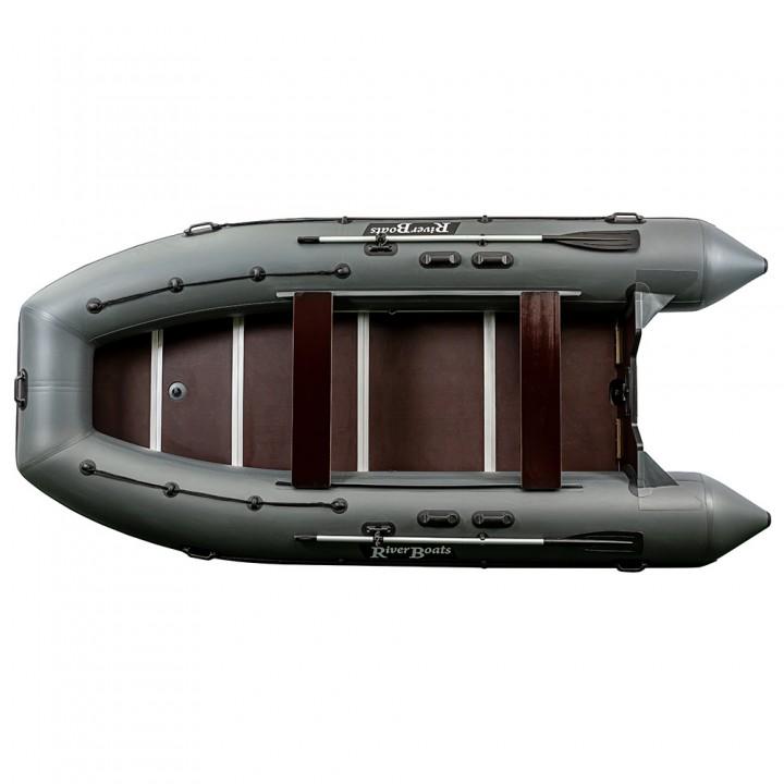 Надувная лодка ПВХ RiverBoats  RB-490