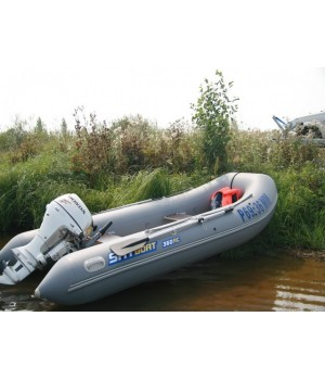 Лодка РИБ Скайбот SB 360 RC (складная)