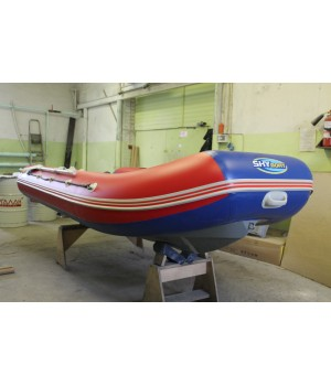 Лодка РИБ Скайбот SB 360 RL усиленная