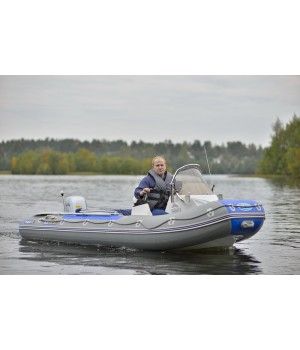 Лодка РИБ Скайбот SB 360 RL