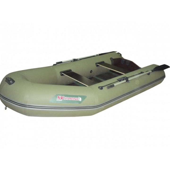 Надувная лодка ПВХ SV-Marine Неон M-285