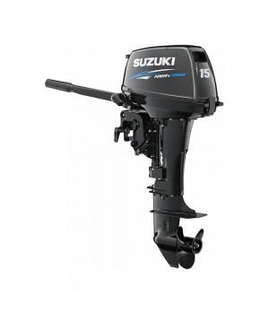 Лодочный мотор Suzuki DT 15 AS (Сузуки ДТ15АС)