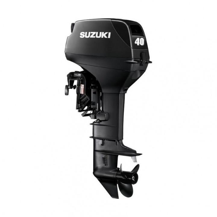 Лодочный мотор Suzuki DT 40 WRL (Сузуки ДТ 40 ВРЛ)