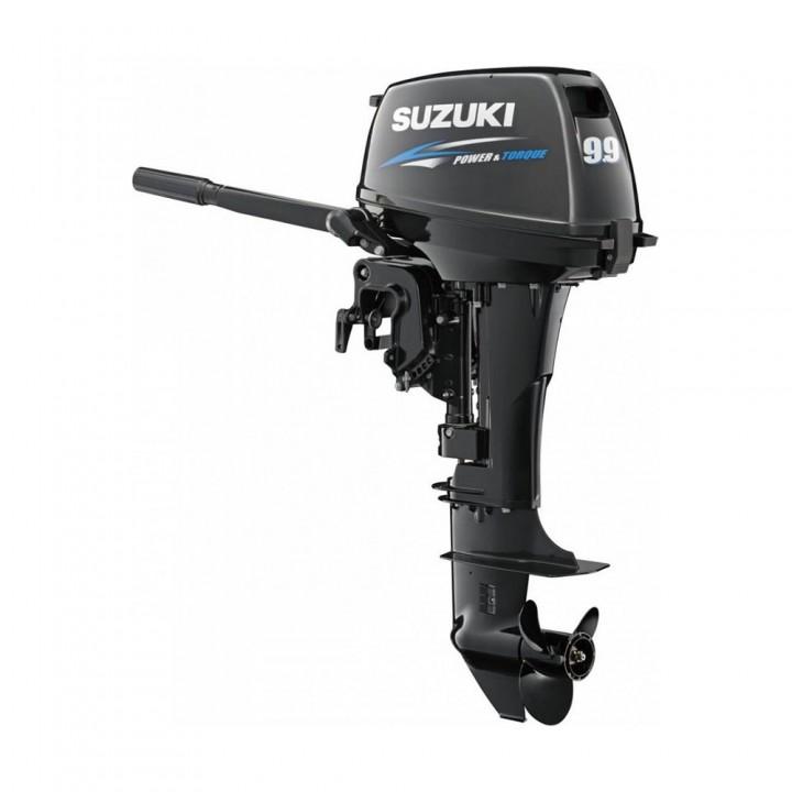 Лодочный мотор Suzuki DT 9.9 AL (Сузуки ДТ 9.9 АЛ)