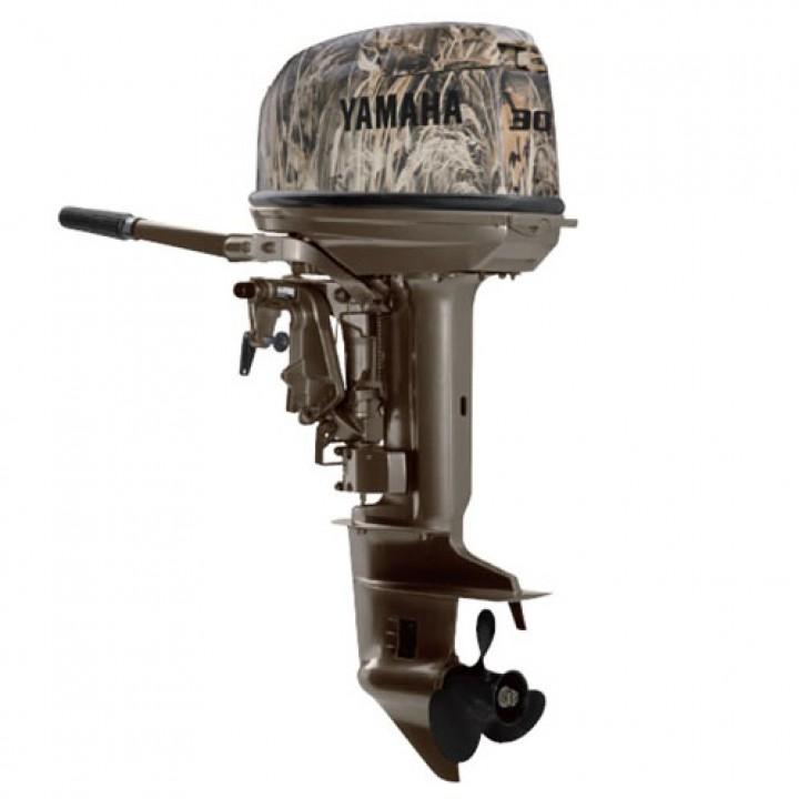 Лодочный мотор Yamaha (Ямаха) 30 HMHS CAMO