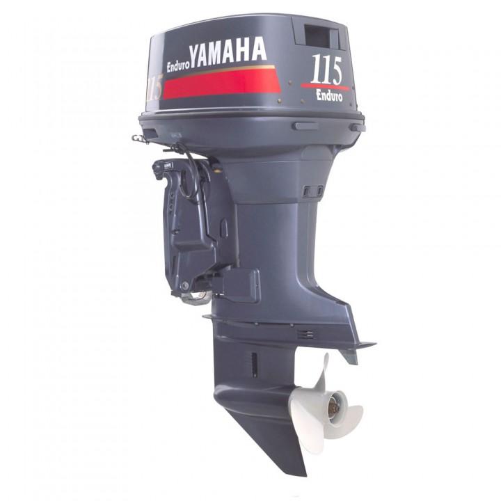 Лодочный мотор Yamaha (Ямаха) E115AETL