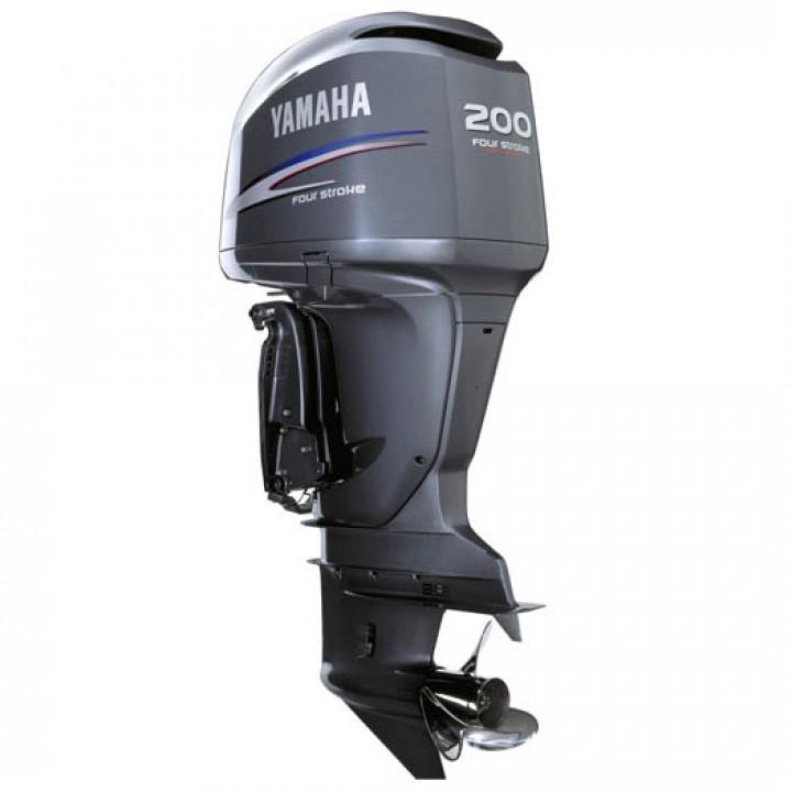 Лодочный мотор Yamaha (Ямаха) F200FETX
