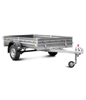 Прицеп МЗСА 817702.012 для перевозки мотоциклов, ATV и других грузов