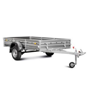 Прицеп МЗСА 817703.012 для перевозки мотоциклов, ATV и других грузов