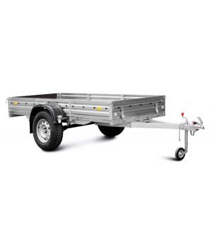 Прицеп МЗСА 817711.015 «OFF-ROAD» для перевозки снегоходов и другой мототехники