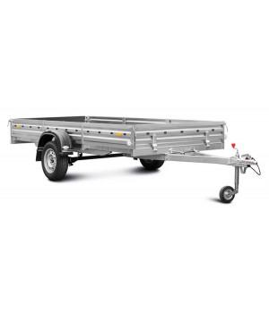 Прицеп МЗСА 817717.012 для перевозки мототехники и других грузов