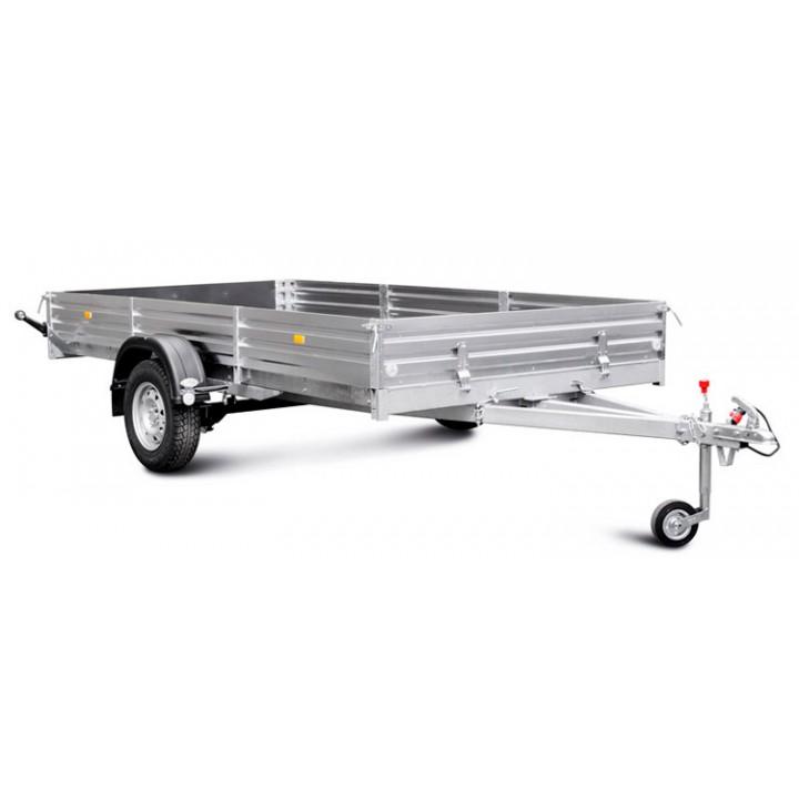 Прицеп МЗСА 817719.012 для крупногабаритных грузов и мототехники