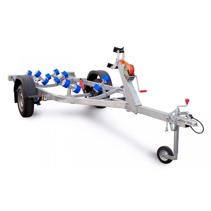 Прицеп МЗСА 81771С.103 для лодок и гидроциклов