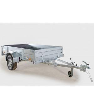 ПРИЦЕП ЛАВ 81011A ЕВРО для перевозки мотоцикла, квадроцикла и других грузов.