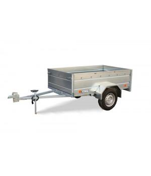ПРИЦЕП ЛАВ 81011B для перевозки различных грузов, кузов откидывается.