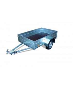 ПРИЦЕП ЛАВ 81011BB для различных грузов, кузов не откидывается.