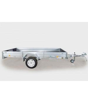 ПРИЦЕП ЛАВ 81011C для перевозки различных грузов.