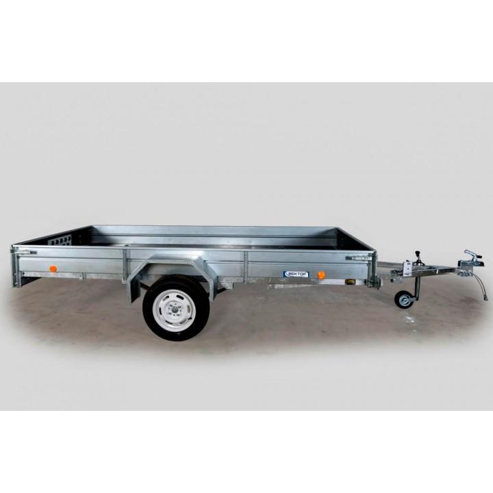 ПРИЦЕП ЛАВ 81012 для перевозки мотоцикла, квадроцикла и других грузов