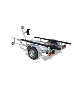 ПРИЦЕП ЛАВ 81015B для перевозки гидроциклов, надувных лодок (ПВХ) длиной до 3,8 м.