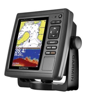 Эхолот-навигатор Garmin EchoMap 50 S