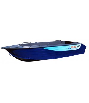 Алюминиевая лодка Рейд 420