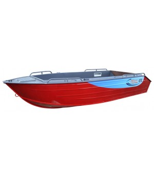 Алюминиевая лодка Рейд 450
